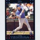 2007 Topps Baseball #440 Mark Teixeira - Texas Rangers