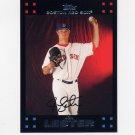 2007 Topps Baseball #383 Jon Lester - Boston Red Sox