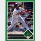 1992 Fleer Baseball Team Leaders #05 Kirby Puckett - Minnesota Twins