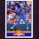 1989 Score Baseball #330 Bo Jackson - Kansas City Royals