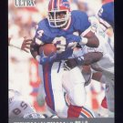 1991 Ultra Football #010 Thurman Thomas - Buffalo Bills