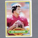 1980 Topps Football #475 Joe Theismann - Washington Redskins