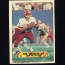 1983 Topps Sticker Inserts Football #29 Joe Theismann - Washington Redskins