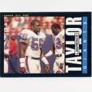 1985 Topps Football #124 Lawrence Taylor - New York Giants