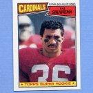 1987 Topps Football #332 Vai Sikahema RC - St. Louis Cardinals
