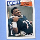 1987 Topps Football #055 William Perry - Chicago Bears NM-M