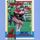 1990 Topps Football #008 Jerry Rice - San Francisco 49ers