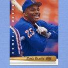 1993 Upper Deck Baseball Home Run Heroes #HR23 Bobby Bonilla - New York Mets