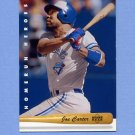 1993 Upper Deck Baseball Home Run Heroes #HR07 Joe Carter - Toronto Blue Jays