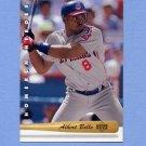 1993 Upper Deck Baseball Home Run Heroes #HR05 Albert Belle - Cleveland Indians