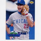 1993 Upper Deck Baseball On Deck #D22 Ryne Sandberg - Chicago Cubs
