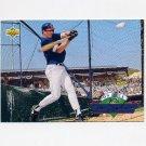 1993 Upper Deck Baseball On Deck #D21 Tim Salmon - California Angels