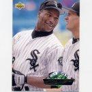 1993 Upper Deck Baseball On Deck #D15 Bo Jackson - Chicago White Sox