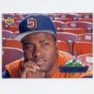 1993 Upper Deck Baseball On Deck #D14 Tony Gwynn - San Diego Padres