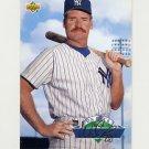 1993 Upper Deck Baseball On Deck #D05 Wade Boggs - New York Yankees