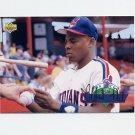 1993 Upper Deck Baseball On Deck #D04 Albert Belle - Cleveland Indians