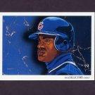 1993 Upper Deck Baseball #819 Chicago Cubs Team Checklist / Sammy Sosa