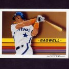 1993 Upper Deck Baseball #813 Houston Astros Team Checklist / Jeff Bagwell
