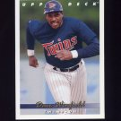1993 Upper Deck Baseball #786 Dave Winfield - Minnesota Twins