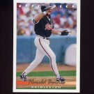 1993 Upper Deck Baseball #765 Harold Baines - Baltimore Orioles