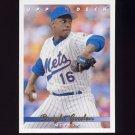 1993 Upper Deck Baseball #665 Dwight Gooden - New York Mets