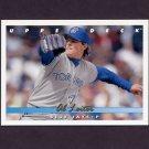 1993 Upper Deck Baseball #638 Al Leiter - Toronto Blue Jays