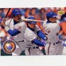 1993 Upper Deck Baseball #484 Big Apple Power Switch Eddie Murray - New York Mets