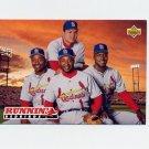 1993 Upper Deck Baseball #482 Ozzie Smith - St. Louis Cardinals