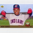 1993 Upper Deck Baseball #433 Manny Ramirez - Cleveland Indians