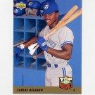 1993 Upper Deck Baseball #425 Carlos Delgado - Toronto Blue Jays NM-M