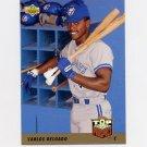 1993 Upper Deck Baseball #425 Carlos Delgado - Toronto Blue Jays ExMt