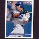 1993 Upper Deck Baseball #365 Jose Canseco - Texas Rangers