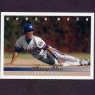 1993 Upper Deck Baseball #297 Moises Alou - Montreal Expos
