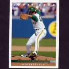 1993 Upper Deck Baseball #271 Dennis Eckersley - Oakland A's