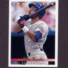 1993 Upper Deck Baseball #265 Ellis Burks - Boston Red Sox