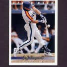 1993 Upper Deck Baseball #256 Jeff Bagwell - Houston Astros