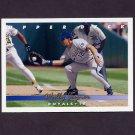 1993 Upper Deck Baseball #252 Wally Joyner - Kansas City Royals