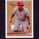 1993 Upper Deck Baseball #245 Barry Larkin - Cincinnati Reds