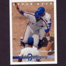 1993 Upper Deck Baseball #115 Eddie Murray - New York Mets