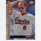 1993 Upper Deck Baseball #036 Cal Ripken CH - Baltimore Orioles