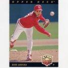 1993 Upper Deck Baseball #003 Rene Arocha RC - St. Louis Cardinals