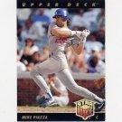1993 Upper Deck Baseball #002 Mike Piazza - Los Angeles Dodgers