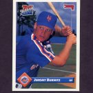 1993 Donruss Baseball #787 Jeromy Burnitz - New York Mets