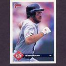 1993 Donruss Baseball #619 Wade Boggs - Boston Red Sox