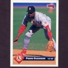 1993 Donruss Baseball #600 Pedro Guerrero - St. Louis Cardinals