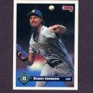1993 Donruss Baseball #581 Randy Johnson - Seattle Mariners
