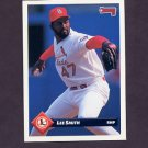 1993 Donruss Baseball #548 Lee Smith - St. Louis Cardinals