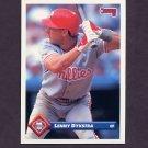 1993 Donruss Baseball #544 Len Dykstra - Philadelphia Phillies