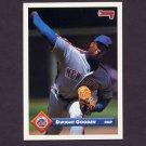 1993 Donruss Baseball #462 Dwight Gooden - New York Mets