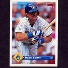 1993 Donruss Baseball #441 Robin Yount - Milwaukee Brewers
